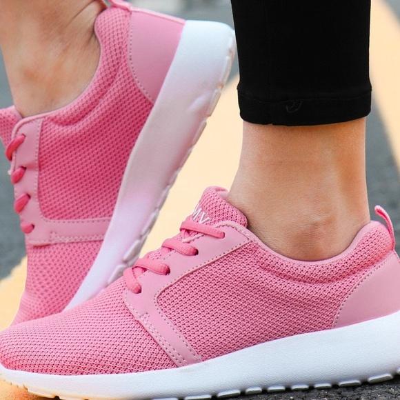 pink tennis shoes womens \u003e Clearance shop